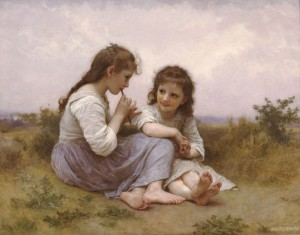 a-childhood-idyll-1900
