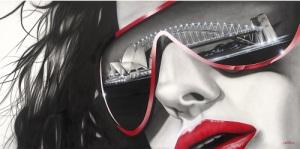 art -Sunny Sydney
