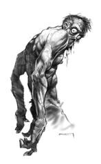 zombie_sketch_by_preilly-d5bb22i