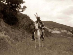 Edward S Curtis 1907